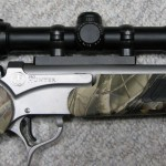 Bushnell 3200 elite right side