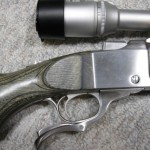 Ruger No1 action