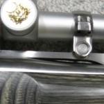Ruger No1 scope mount