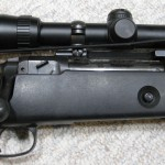 Savage 111FCXP3 action