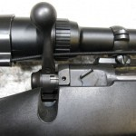 Savage 111FCXP3 bolt open