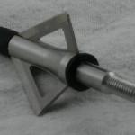 Cabela FX3 broadhead shank