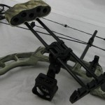 Diamond Outlaw S5 Quiver half swivel out