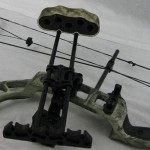 Diamond Outlaw S5 Quiver full swivel out