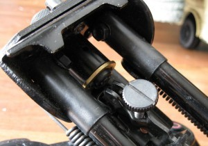 Bipod Installation Screw