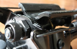 Bipod Cant tension adjuster