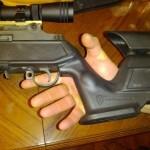 Archangel M1A Stock grip open