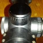 Bushnell Elite 6500 parallax adjustment