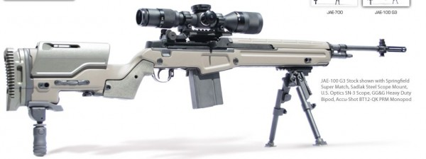 M1a stock options