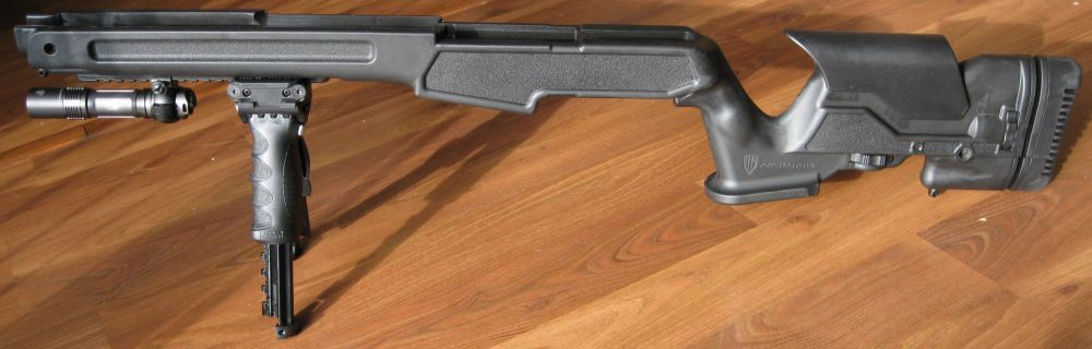 Promag Archangel M1A Stock Review | The Hunting Gear Guy
