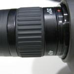 Tasco zoom ring