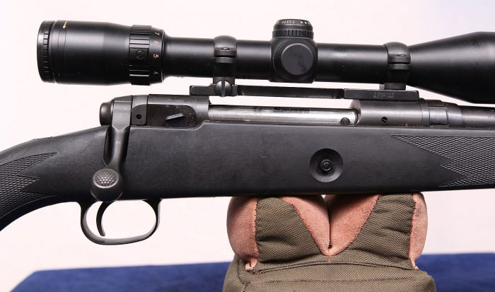 savage 111 FCXP 3 action