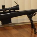 Savage 111 LRH 338 Lapua Magnum
