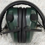 Caldwell low profile power headset front