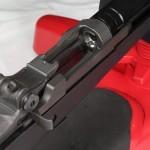 Norinco M14S Bolt open