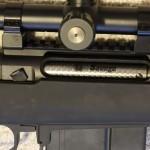 Savage 111 LRH jeweled bolt