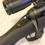 Savage 111 Long Range Hunter safety