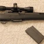 5 round magazine in the Norinco M14S