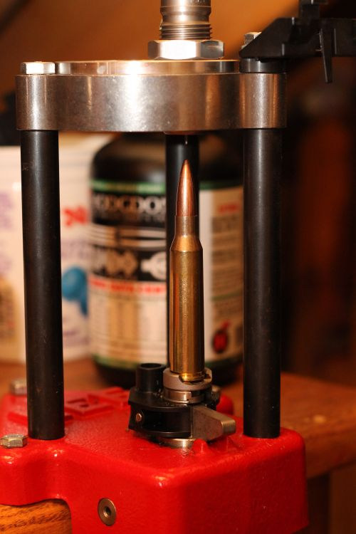 Reloading for the 338 Lapua Magnum | The Hunting Gear Guy