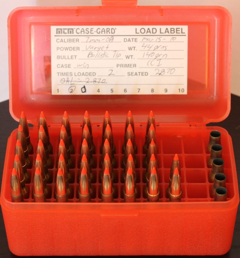 Reloading for 7mm-08 Remington | The Hunting Gear Guy
