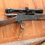 Browning BLR Action Open
