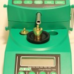 RCBS Chargemaster combo scale test