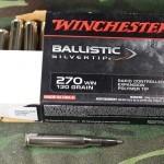 Winchester Ballistic Silver Tip 270