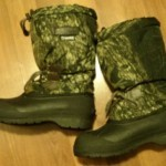 My regular hunting boots