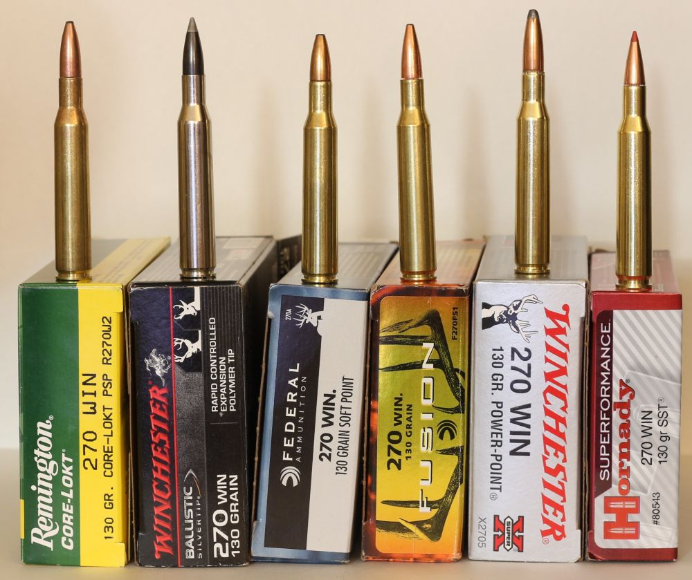 What is the most accurate 130 grain 270 Winchester? | The Hunting