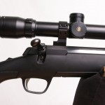 Browning X-bolt action unlocked