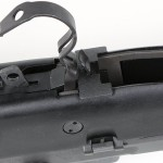 Unlocking the trigger guard