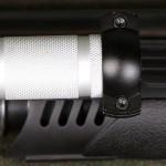 flashlight on left