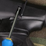Torx screw installation