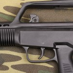 Charging handle and trigger
