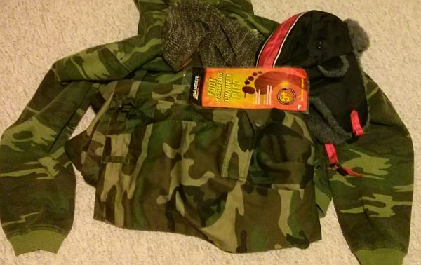 Cold Weather Hunting Gear
