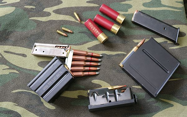 reloading mags