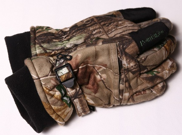 Remington gloves both