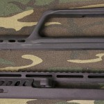 FTU compared with carry handle