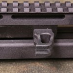 FTU non reciprocating charging handle