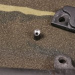 drilled out charging handle rivet