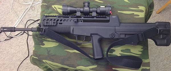 T97 with sling