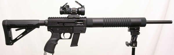 JR Carbine 9mm right side