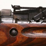 SKS Rear Sight Side