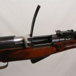 SKS loading with Stripper Clip