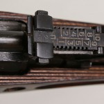 SKS rear sight