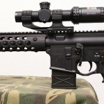 Side AR with PEPR and Bushnell 1-4x24