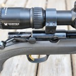 Browning T-bolt action open