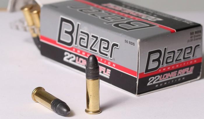 Blazer 22 Long Rifle Review