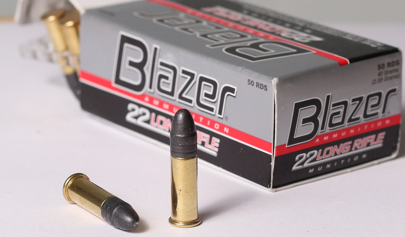 blazer 22 long rifle review the hunting gear guy