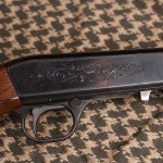 Browning SA-22 action